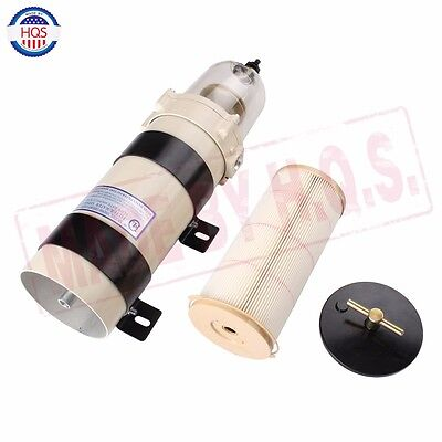 G1000 Diesel Fuel Filter Equivalent To 1000FH 180GPH 1000 Series GTB681