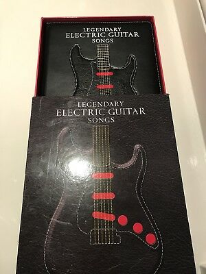 Guitar Book Greatest Hits Tab Book Leather Bound Ideal Gift
