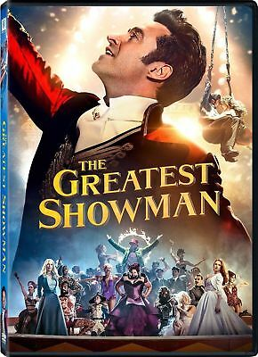 The Greatest Showman (DVD 2018) Brand NEW* Sealed! ....  FREE SHIPPING in USA!!!
