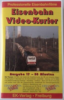 EK Video Kurier Nr. 17 (VHS)