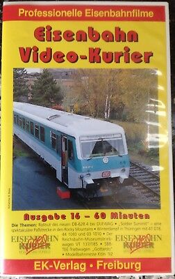 EK Video Kurier Nr. 16 (VHS)