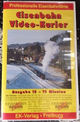 EK Video Kurier Nr. 15 (VHS)
