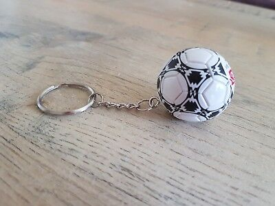 Porte-clé ballon de football NEUF