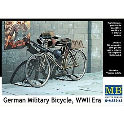 MASTERBOX WOMAN /& WOMEN/'S BICYCLE EUROPE WWII ERA Scala 1:35 cod.35166