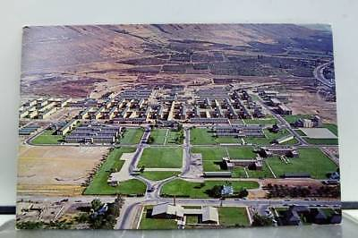 Utah UT Brigham City Intermountain School Postcard Old Vintage Card View Post PC
