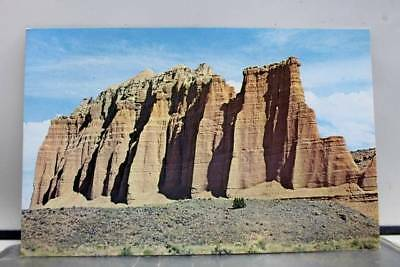 Utah UT Richfield Green River Walls Jericho Capitol Reef National Park Postcard