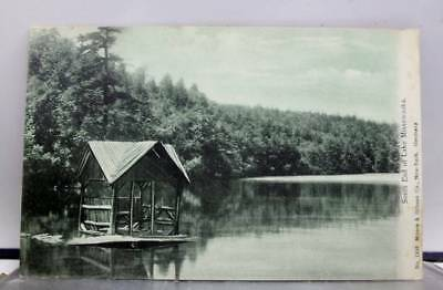 Scenic Lake Minnewaska South End Postcard Old Vintage Card View Standard Post PC