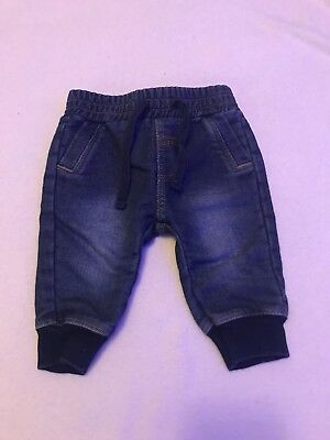 Mothercare Baby Boy Jeans - Up to 1 Month