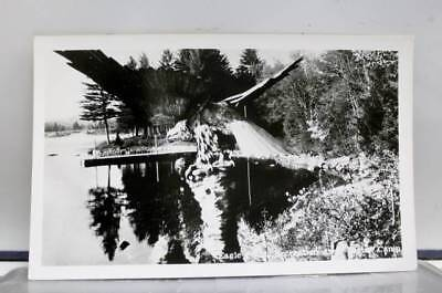 Scenic American Legion Camp Recreation Area Eagle Postcard Old Vintage Card View