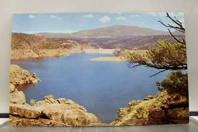 Utah UT Flaming Gorge Dam Postcard Old Vintage Card View Standard Souvenir Post