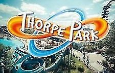 2 X Thorpe Park Tickets Sat 25Th August 2018