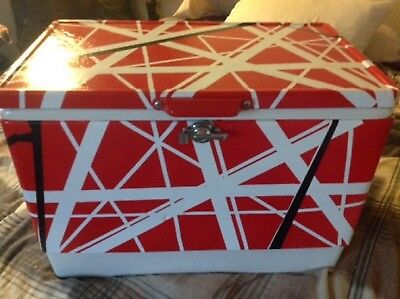 Frankencooler Ice Chest/cooler In Nice Condition  Minor Dings / Be The Only One