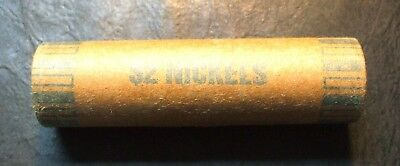 2009-D Jefferson Nickel Roll ( Uncirculated ) Obw Roll