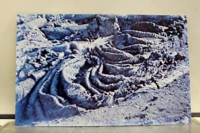 Idaho ID Craters of Moon Monument Christmas Candy Folds Postcard Old Vintage PC