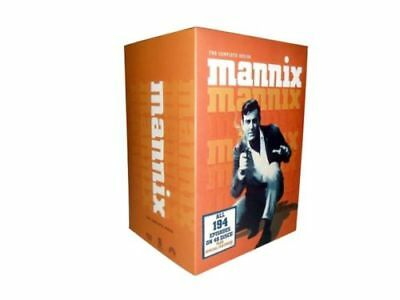 Mannix: The Complete Series DVD BOX SET