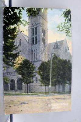 Scenic Church Postcard Old Vintage Card View Standard Souvenir Postal Post PC