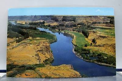 Idaho ID Snake River Canyon Postcard Old Vintage Card View Standard Souvenir PC