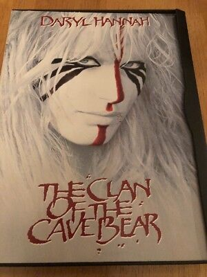 The Clan Of The Cave Bear Curtis Armstrong James Remar Dvd Oop