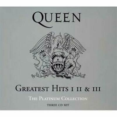 Queen - Platinum Collection (3 Cd)
