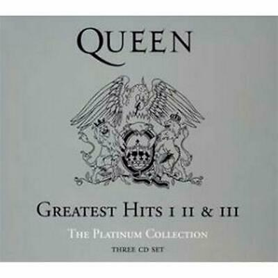 The Platinum Collection (3 CD Audio) - Queen