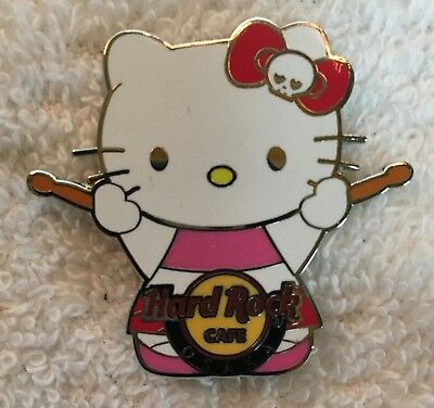 Hard Rock Cafe Osaka Hello Kitty Band Series