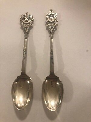 Solid Silver Tea Spoon 1260B Malaysian antique spoons