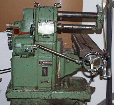 Atlas MFC  Milling Machine, Good Condition
