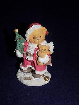"Cherished Teddies ""KLAUS"" Bearer Of Good Tidings 176036"