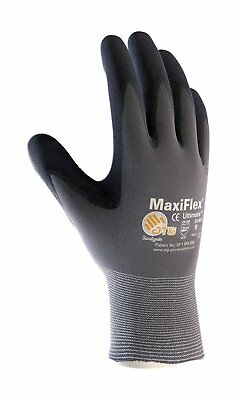 MaxiFlex Ultimate 34-874/M Seamless Knit Nylon/Lycra Glove with Nitrile Coated