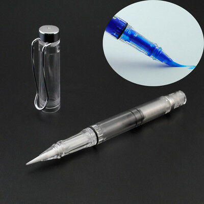 New Wing Sung 3009 Clear Transparent Interesting Brush Pen Writing Gifts For Him