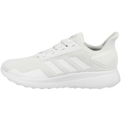 huge selection of 2ed48 b306b Adidas Duramo 9 Men Herren Laufschuhe Schuhe Sport Sneaker white granite  B96580