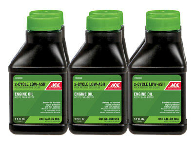 [Case of 8 packs] 2 Cycle Engine Engine Oil 3.2 oz. (6 per pack)
