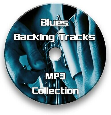 Ultimate Blues Mp3 Rock Guitar Backing Tracks Download Collection