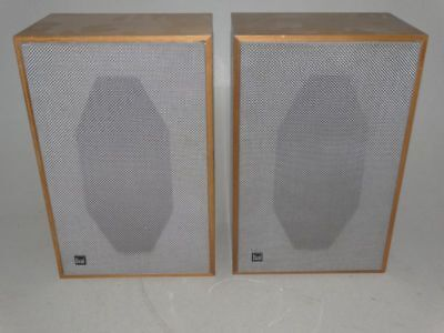2 Lautsprecher Dual CL 111 - Speaker Boxen Musik Entertainment Klang Ton - 1972