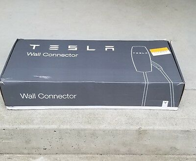 Tesla Signature Series 24' Wall Connector/Charger