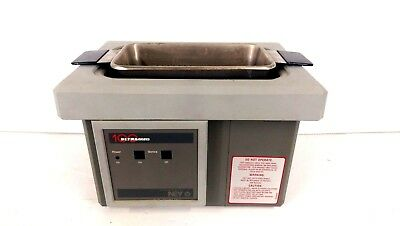 Ultrsonic By NEY Ultrasonik 100 Stainless Steel Tabletop Cleaner 3QT Capacity