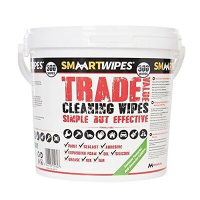 Smaart Trade Value Cleaning Wipes 300pk 300pk - Wipes Cleaning Trade 300pk