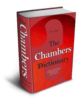 The Chambers Dictionary (13th Edition), Chambers