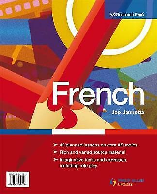 AS French Teacher Resource Pack (+CD), Joe Jannetta