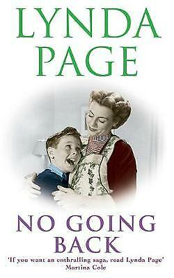 No Going Back, Lynda Page