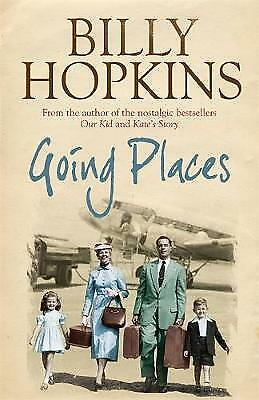 Going Places (The Hopkins Family Saga, Book 5), Billy Hopkins