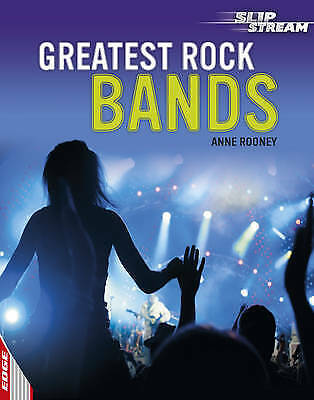 Greatest Rock Bands, Anne Rooney