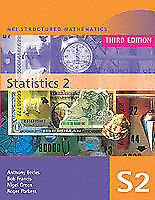 MEI Statistics 2, Eccles, Anthony