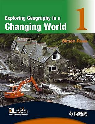 Exploring Geography in a Changing World: Bk. 1, Ross, Simon