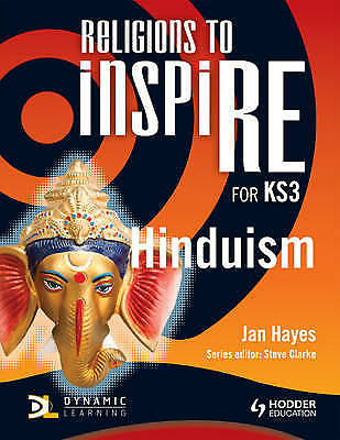 Religions to inspiRE for KS3: Hinduism Pupil's Book, Hayes, Jan