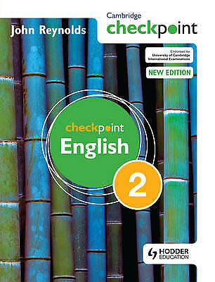 Cambridge Checkpoint English: Student's Book Book 2, John Reynolds