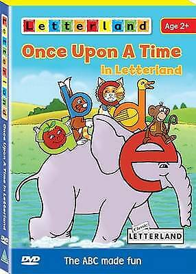 Once Upon a Time in Letterland, ,