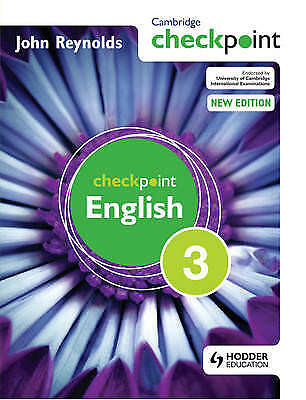 Cambridge Checkpoint English: Student's Book Bk. 3, John Reynolds