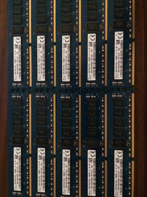 New 8GB SKhynix PC3L-12800R DDR3L 1600 2Rx8 Server Memory RAM HMT41GR7AFR8A-PB