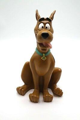 1998 Scooby Doo statue Warner Bros exclusive Hanna-Barbera Cartoon Network